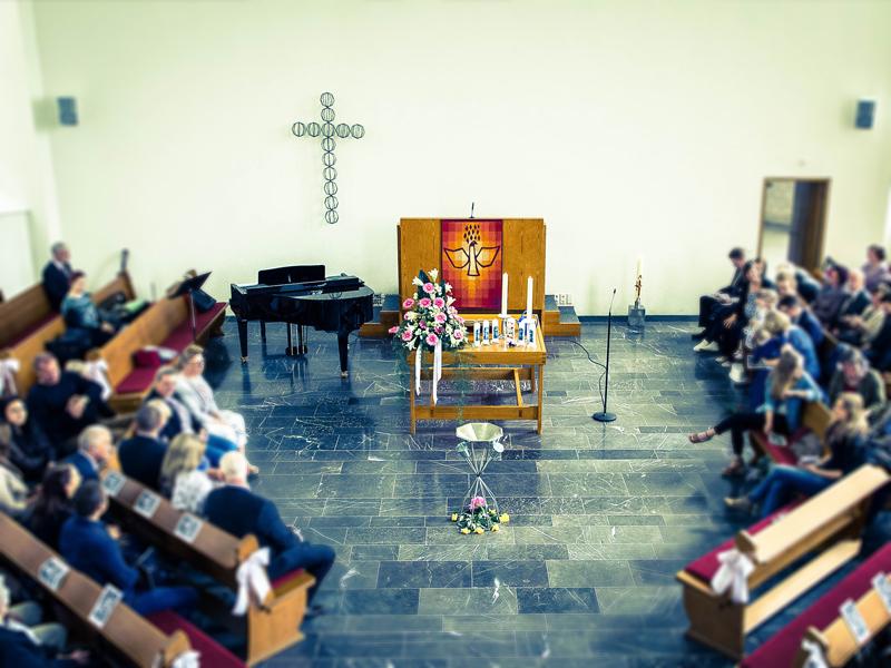 Taufe in Rheinland Pfalz Musik Sänger
