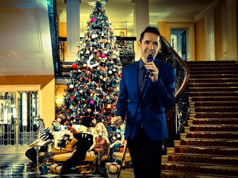 Weihnachtsfeier-Adventsfeier klassisch verzaubert weihnachtsmusik partyband firmenevent