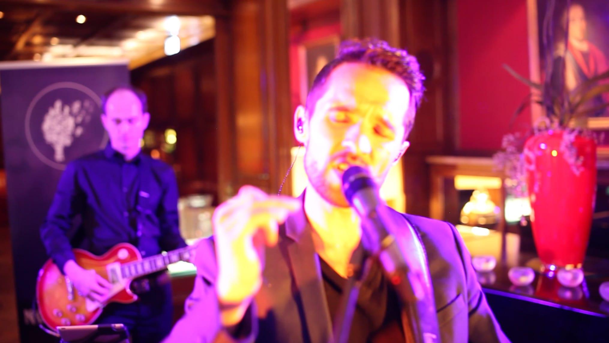 Livemusik in der Lobby, dem Hotel, Golfclub, Wellness und Spa, Casino mit Barmusik, Jazz und Musik à la carte